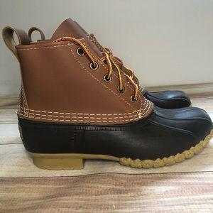 NWOB LL Bean Boots rain snow waterproof size 6